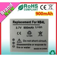 Quality NB-4L Replacement Digital Camera Battery for sale