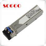 Quality 40km SFP ER Optical Transceiver Module Single Mode Duplex LC 10Gb/s CWDM 1270/1450nm for sale