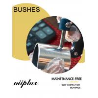 China Steel Backed Ptfe Lined Bushings Lubrication Free With Excellent Wear Resistance on sale