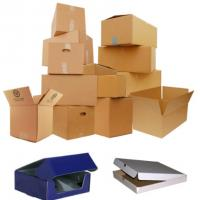 Quality logistic corrugated packaging shipping box Packaging Use Custom Corrugated Box for sale