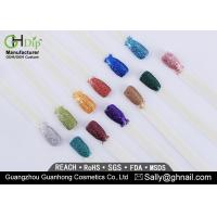 Quality Glitter Color Healthy Nails Dip Gel Powder Soak Off Easy No Lamp Need for sale