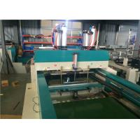 Quality High Speed Eco Friendly Carry Bag Making Machine 280 - 350PCS / Min 50HZ for sale