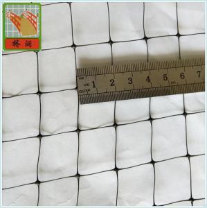 China Plastic Fence Netting/ B.O.P Netting/ Mesh Size 2cm*2cm/ PP/ Black on sale