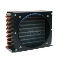 Quality FNH Small Plate Heat Exchanger , High Efficiency Heat Exchanger Air Cooled Copper Tube for sale