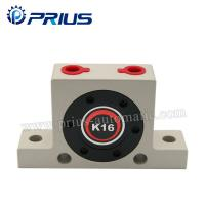 Quality K Type Aluminium Alloy Pneumatic Ball Vibrators For Pneumatic Vibrating System for sale