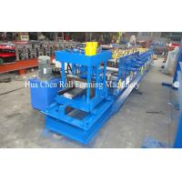 Quality Hydraulic cutting Galvanized Steel C Purlin Roll Forming Machine with CE for sale