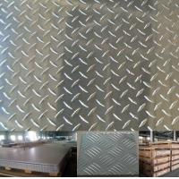 Quality 6063 Diamond Aluminum Checkered Plate-best manufacture and suppliers in China for sale