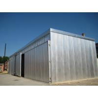 Quality Reliable high performance conventional Aluminum wood drying kiln from China for sale