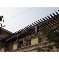 China wooden balcony design on sale