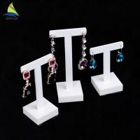 Quality Promotional Morden Design Jewelry Display Stand Earring Display Stand Acrylic for sale