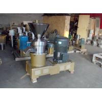 Quality New Colloid Mill For Peanut And Sesame Paste for sale