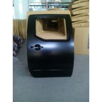 Quality Black Rear Car Door for Nissan Pickup Navara 2005 - 2011 / D40 , Auto body And Panels for sale