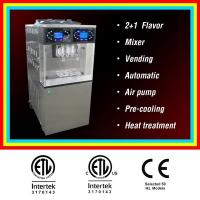 China Automatic Ice Cream Machine (Patent Approved) (HM736) on sale
