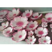 Quality Unique Design Acrylic Decorative Items Handmade Acrylic Flower Hanging Style for sale