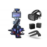 Quality Shopping Mall 9d Interactive JTC Vive Simulator Self-service System Supported for sale