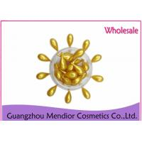 Quality Ginger Oil Facial Oil Capsules SPA Beauty Salon Use Massage Oil Big Size 1.2g for sale