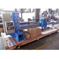 Quality Gantry Portable CNC Plasma Cutter With 3000MM Track Span / 12000mm Length for sale