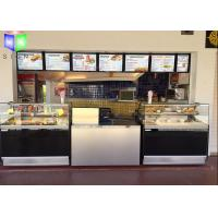 Quality CE Picture Frame LED Menu Board , Illuminated Menu Boxes For Restaurants for sale