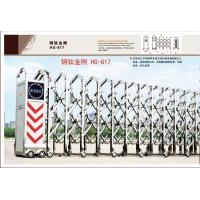 Quality electric retractable gate and doors for sale