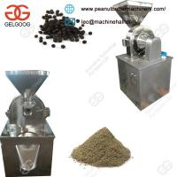 Quality Hot Sale High Efficiency Automatic Black Pepper Powder Grinding Machine for sale