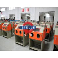 China Glass Bead Blasting Machine  Surface Rust Paint Removal High Abrasive Flow on sale