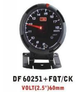 Quality Newest Cr Series Auto Gauge Auto Meter (DF60251+FQT/CK) for sale