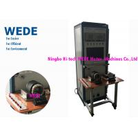 China Visible Process / Result Armature Testing Machine , Motor Winding Testing Equipment For 3 Phases AC Induction Motor on sale