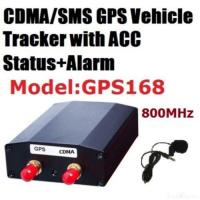 Quality C-band 800mhz Cdma Sms Car Gps Tracker System for sale