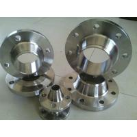China Forged ASME B16.5 WN SO BL Duplex Flange S31803 S32205 on sale