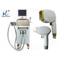 Quality Lightsheer Duet Killer Diode Vacuum Laser Hair Removal 808nm Machine CE Certificate for sale