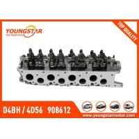 Quality Complete Cylinder Head For MITSUBISHI L300 / Canter 2.5TD    Protruding Valve Version  AMC 908612 for sale