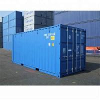 Quality ISO Certified 40ft Lng Storage Tank HC Shipping Container Optional Color for sale
