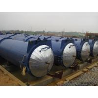 Quality Large Scale Steam Brick / AAC Concrete Autoclave Φ2.68 × 38m / Pressure Vessel Autoclave AAC autoclave for sale