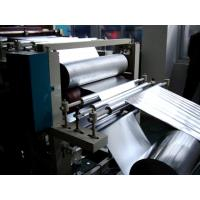 Quality Industrial Foil Sheet Inter Folding Machine for Food / Fruit Packaging with CE for sale