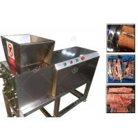 Quality Automtic Chicken Deboning Machine Fish Bone Separator High Capacity 300-600 Kg / H for sale