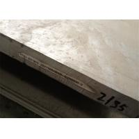 Quality Alloy ASTM B575 N10276 Hastelloy Plate , Cold Rolled Steel Plate High Surface Stability for sale