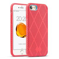 Quality IPhone 7 Cell Phones Covers Cases Anti Knock Luxury Hit Color Back Cover Soft TPU Coque for sale