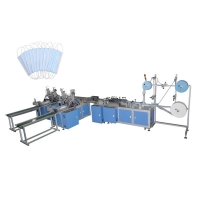 Quality Computerized Controller 8.5kw Mask Manufacturing Machine for sale