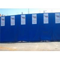 Quality Temporary Acoustic Barriers for Highway Noise Reduction Temporary or Permanently Solutions for sale