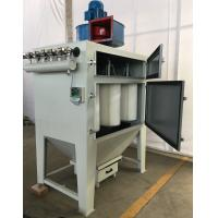 China Low Emission Dust Collector Machine , Dust Suction Machine Pulse Air Cleaning System on sale