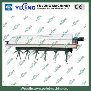 Quality Cattle Chicken Manure Fertilizer Mixer Machine Ferment Upender 10 m Span for sale