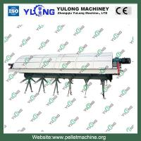 Quality yulong organic fertilizer fermentation machine for sale