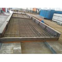 Quality Concrete Platform Truck Scale Weighbridge / 3×10M 150 Ton Heavy Duty Weighing Scale for sale