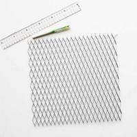 Quality Anode Anodizing Metal Mesh Ceiling Tiles Various Size More Efficient Heating And Cooling for sale