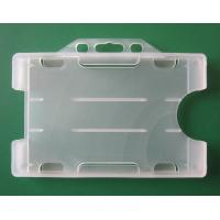 Quality Double Sided Open Faced Card Holder Hold 6 Cards for sale