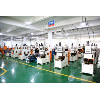 Quality CE Automatic Vertical Motor Wire Coil Winding Machine with Two Winding Heads for sale