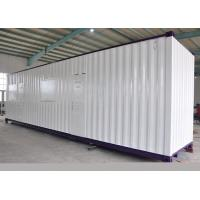 Quality Steel Frame Modified Shipping Containers / Painting Steel Container Homes for sale