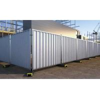 Quality TEMPORARY HOARDINGS for sale
