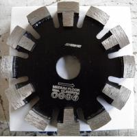 Quality 120mm Tuck Point Diamond Blades For Abrasive Material HS Code 8202391000 for sale