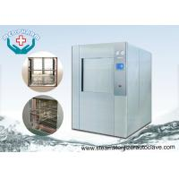 Buy cheap Muti level Password Access Veterinary Autoclave With Integral Clean Steam Generator from wholesalers